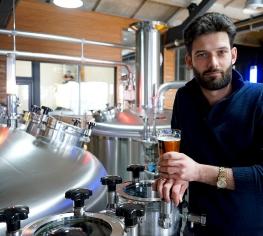 Тарас Фалик: «Лабораторія – це еволюція для пивоварні!»
