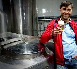 Юрій Заставний: «В країні іде рух крафтового пивоваріння»