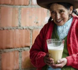 Плёвое пиво из Перу