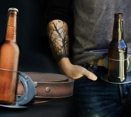 «Кобура» для бутылки