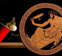 Древний Beer Pong