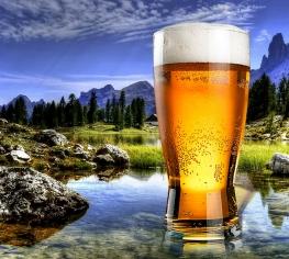 Ингредиенты пива. Вода