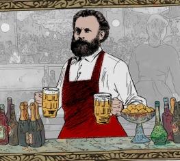 Великие и пиво. Эдуард Мане