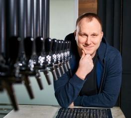 Андрей Фролов: «Fanatic – территория пива, для пива и вокруг пива»